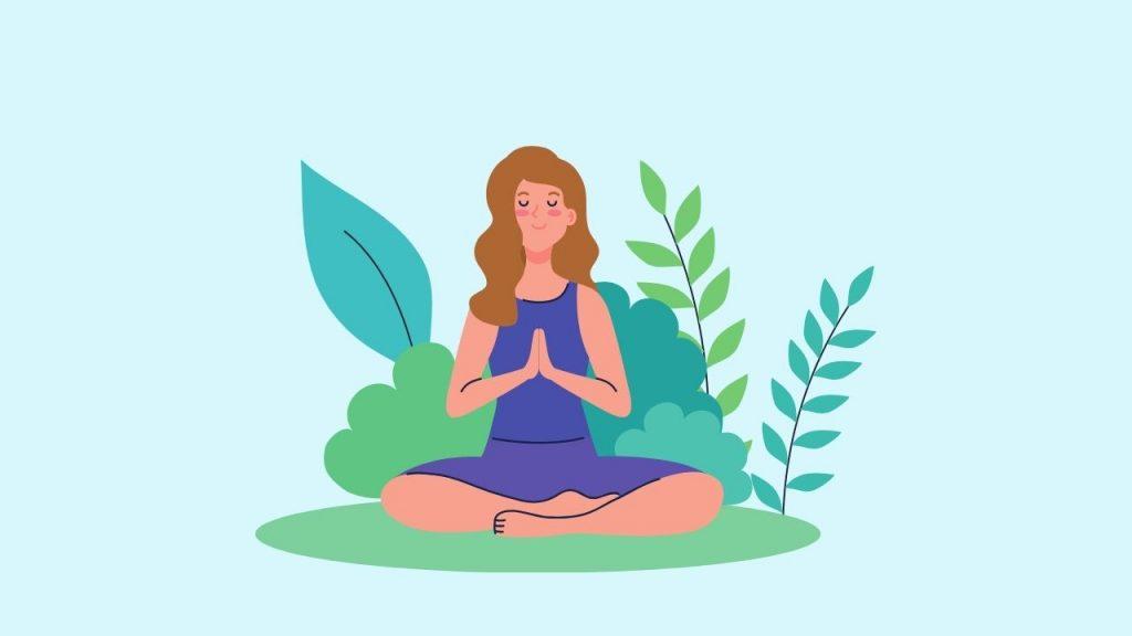 Meditation Yoga Mindful
